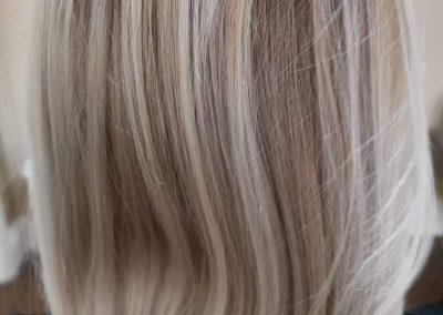 Nicky Joyce Ladies Hair Cut Salisbury